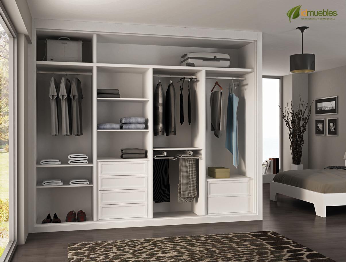 Inicio idmuebles for Interiores de armarios