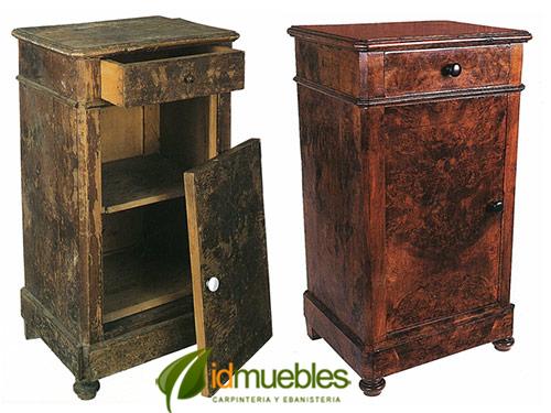 Inicio idmuebles - Restauracion de muebles viejos ...